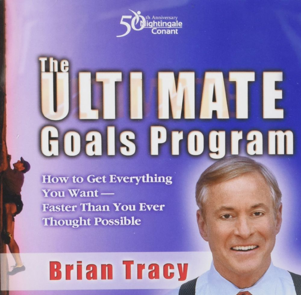 The Ultimate Goals Program (abridged)